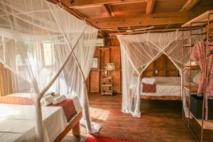 Mozambeat Motel private ensuite cabins, Diana Ross 2