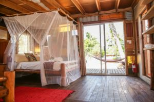 Mozambeat Motel private ensuite cabins, Mick Jagger 3