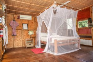 Mozambeat Motel private ensuite cabins, Ray Charles 2