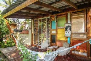 Mozambeat Motel private ensuite cabins, James Brown 2