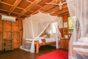 Mozambeat Motel private ensuite cabins, Mick Jagger 2
