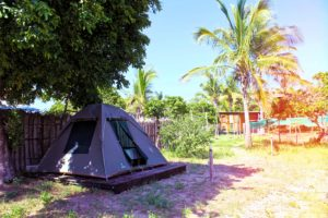 Mozambeat Motel tents and camping 3